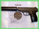 COLT METAL Pistolet na kulki Pistolety ASG Broń