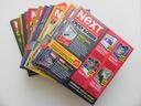 21 płyt CD/DVD z czasopisma Next z lat 2007-2009