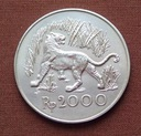2000 rupii INDONEZJA 1974