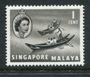 Singapore Malaya Michel nr: 28