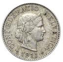 Szwajcaraia - moneta - 5 Rappen 1911 - RZADKA !