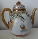 Chiński dzbanek porcelanowy chińska porcelana