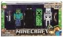 Minecraft 4 FIGURKI DELUX ZESTAW KR 33-3