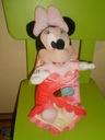 Myszka w beciku duży 30 cm Disney Babies