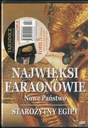 NAJWIĘKSI FARAONOWIE NOWE PAŃSTWO DVD / F0956