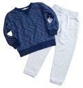 H&M_Extra Dres Komplet Bluza Spodnie_110/116