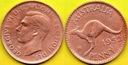 Australia  1  Penny  1952 r. - 2