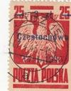 1945 - Wyzwol.10 miast - Częstochowa Fi 349 kas