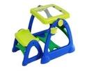 ND17_ZA-65487 Stolik do projektowania + krzesełko