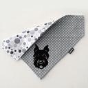 Terier Szkocki bandanka chusteczka prezent dla psa