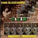 EWA OLSZEWSKA HAGAW A.ROSIEWICZ LP/VG1467