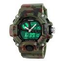 Zegarek męski - SKMEI - elektroniczny - 6 wzorów