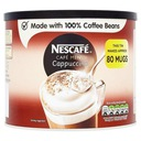 Nescafe Cappuccino Kawa Instant 1 Kg / 80 Porcji