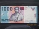 33) . Banknot Indonezja  1000 Rupiah  UNC