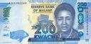 MALAWI 200 Kwacha 2016 P-60 UNC