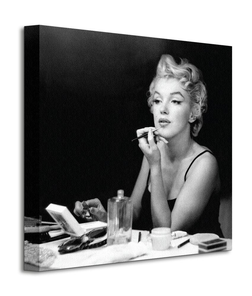Marilyn Monroe Make Up Obraz Na Płótnie 40x40cm 7424260835