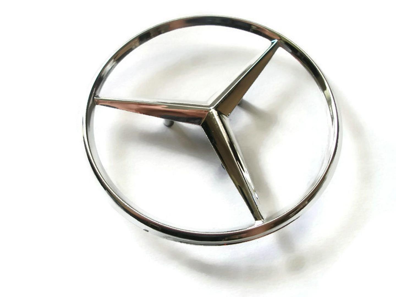 Как сделать значок мерседес своими руками. бортжурнал Mercedes-Benz 74