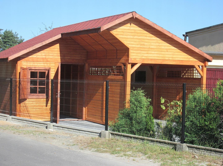 Wiata Garażowa Altana Altanka Altanki