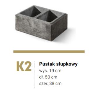 Drewbet Cubo Pustak K2 Ogrodzenia Cala Polska 7340452840 Allegro Pl