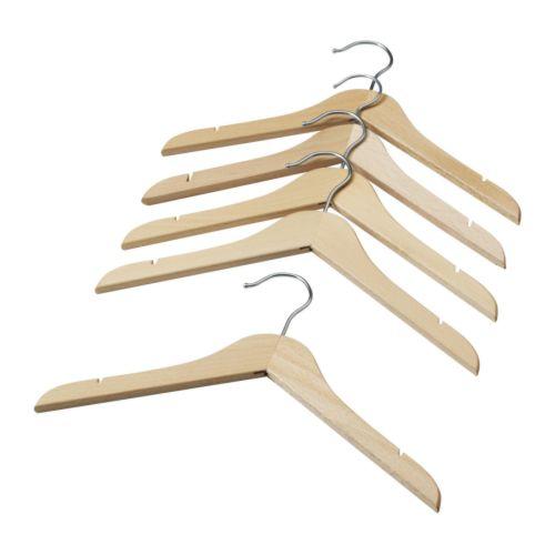 Ikea Hanga Wieszaki 5szt Do Szafy Dziecięcej Buk