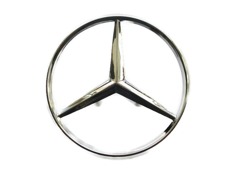 Как сделать значок мерседес своими руками. бортжурнал Mercedes-Benz 35