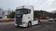 Spojlery Споилеры międzyosiowe Будки Scania R S
