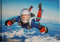 Książka skoków skoczka spadochronowego SKYIDEA