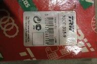 Tarcze sprzęgła MCC 315-9 cbr900rr FIREBLADE 00-01