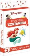 Disney Uczy Księżniczka Przygoda z czytaniem Sylaby i wyrazy Praca zbiorowa