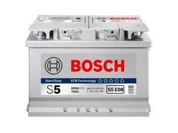 akumulator bosch silver s5 12v 74ah 750a, 70 72 77