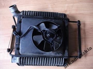 радиатор воздух intercoler hyundai h1 h200 - фото
