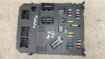 модуль блок управления bsi peugeot , citroen 9655221080 - фото
