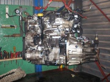 двигатель 2, 0 cdti opel vivaro m9r 780 782 - фото