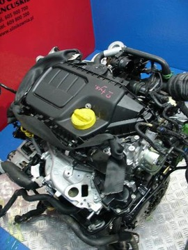 двигатель комплект r9m 408 1.6 dci 1, 6 vivaro trafic - фото