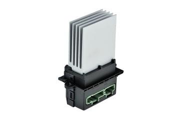 резистор воздуходувки для citroen c2 c3 c5 - фото