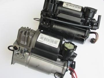 компрессор подвески компрессор w220 w211 - фото