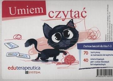 Program edukacyjny Ei System Umiem czytać PC доставка товаров из Польши и Allegro на русском