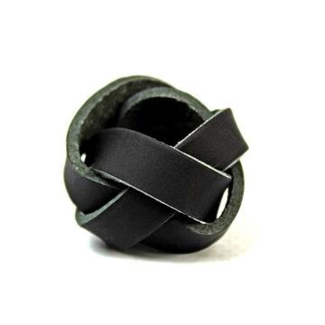 (Слайдер / кольцо на платок скаутами - плетеный) доставка товаров из Польши и Allegro на русском