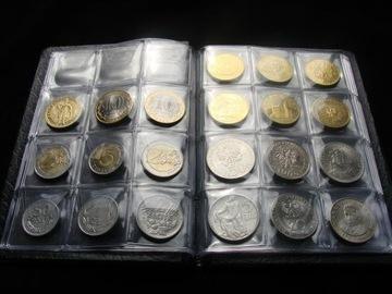 АЛЬБОМ КЛАСТЕР на 96 монет 2 ЗЛОТЫХ GN и другие НОВИНКА !! доставка товаров из Польши и Allegro на русском
