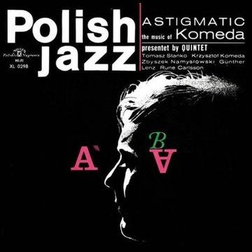 KOMEDA КВИНТЕТА Polish Jazz Астигматические ВИНИЛ доставка товаров из Польши и Allegro на русском