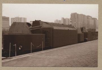 LOKOMOTYWA PANCERNA PzTrWg16 MUZEUM WARSZAWA доставка товаров из Польши и Allegro на русском