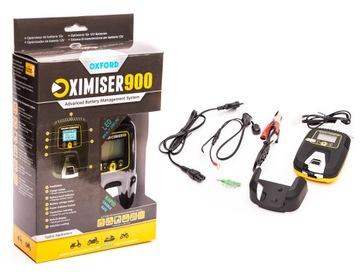 Зарядное устройство Зарядное устройство мотоцикла OXFORD OXIMISER 900 доставка товаров из Польши и Allegro на русском