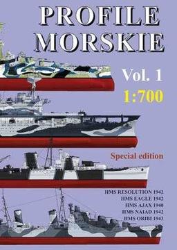 Профили Морские vol.1 доставка товаров из Польши и Allegro на русском