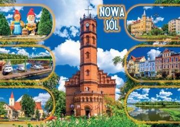 (Новая Соль) доставка товаров из Польши и Allegro на русском