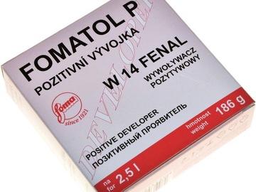 Разработчик Foma Fomatol P Fenal W14 бумаги на 2,5 л доставка товаров из Польши и Allegro на русском