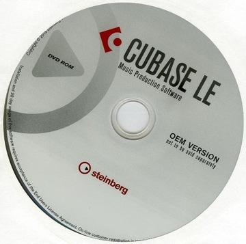 Steinberg Cubase LE 8 (VST2 плагины) для PC и Mac доставка товаров из Польши и Allegro на русском