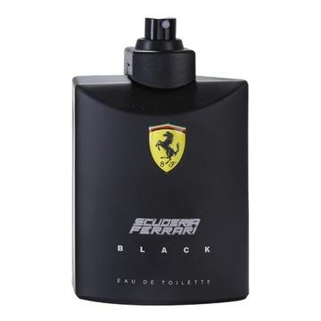 Мужские Духи Ferrari scuderia Black 125 мл доставка товаров из Польши и Allegro на русском
