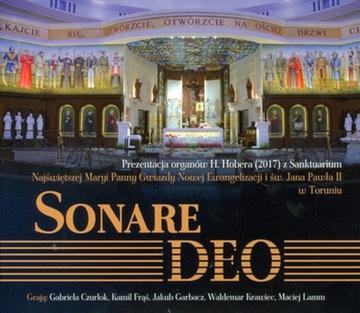 СОНАРЕ ДЕО - органная презентация из Святилища  доставка товаров из Польши и Allegro на русском
