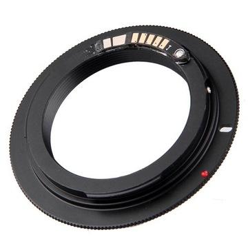 Адаптер M42 Canon EOS-подтверждение фокусировки GRATI доставка товаров из Польши и Allegro на русском