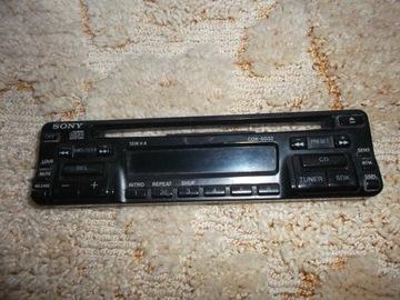 SONY CDX-5032 используется панель для радио доставка товаров из Польши и Allegro на русском